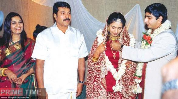 Surumi Mammootty Marriage Photos