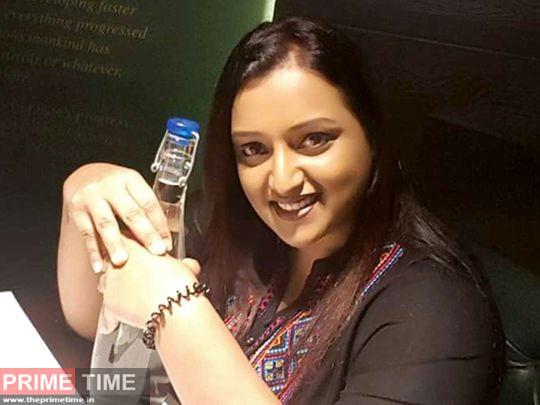 Swapna Suresh under police custody