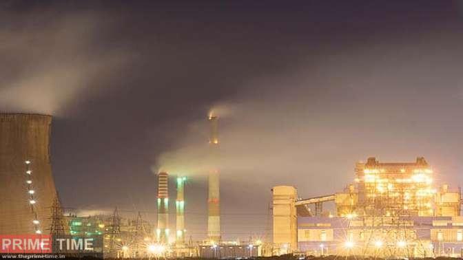 lignite plant burned