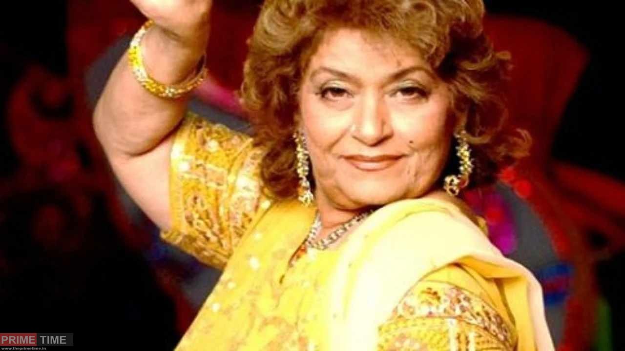 saroj khan death