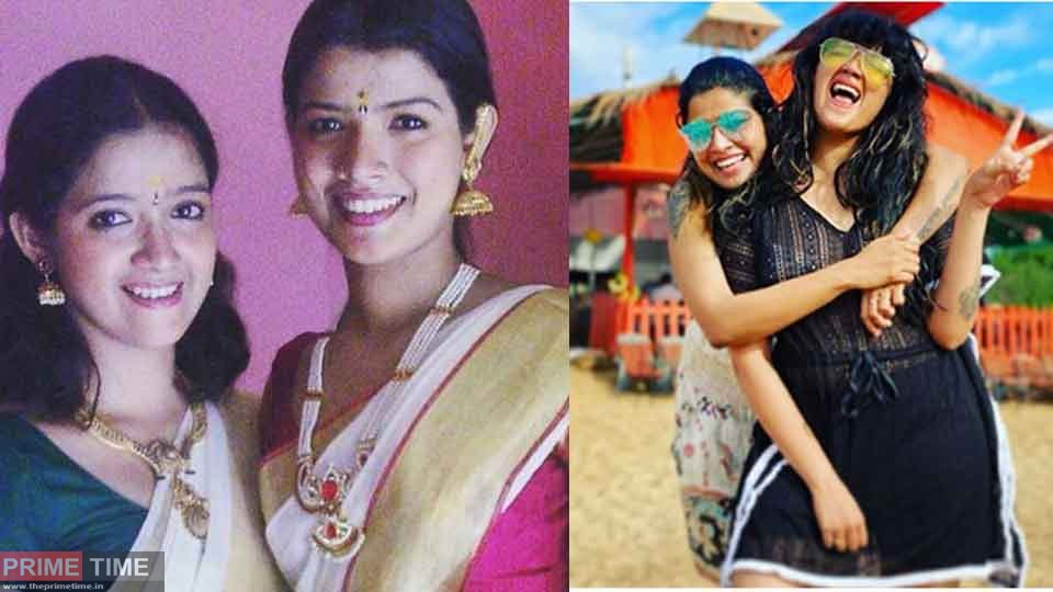 Amrita Suresh is 30 years old and her younger sister Abhirami is 38! How is that