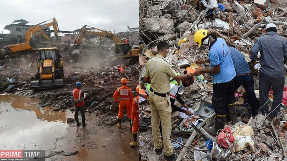 Raigad Building Collapse