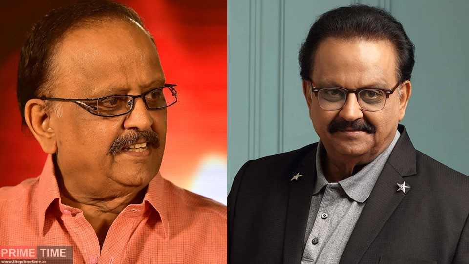 Son rejects rumors that singer SP Balasubramaniam's Covid result is negative