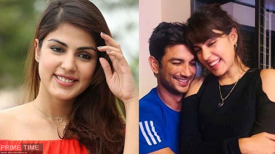 Sushant's death; The Enforcement Directorate asked Rhea Chakraborty to present for questioning