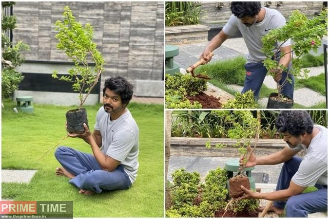 Vijay Green India Challenge