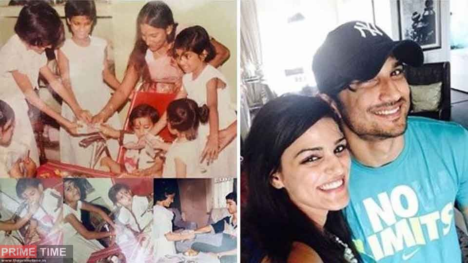 You have always been our pride baby! Sister about Sushant