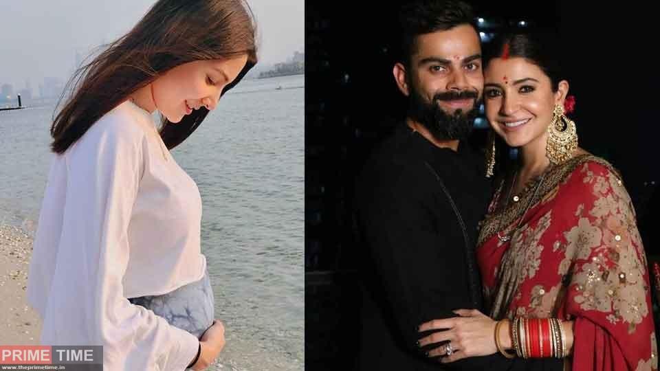 Virat post about Anushka's photos