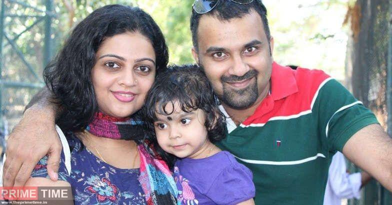 aswathy-family
