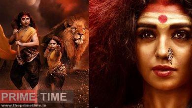 Amala with her Skandamatha avatar 4