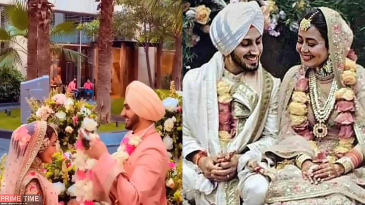 Neha Kakkar Wedding Wedding