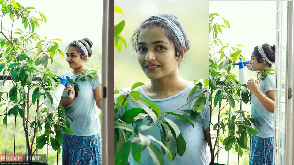 Rajisha Vijayan Green Challenge