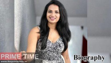Saranya Anand Wiki, Biography