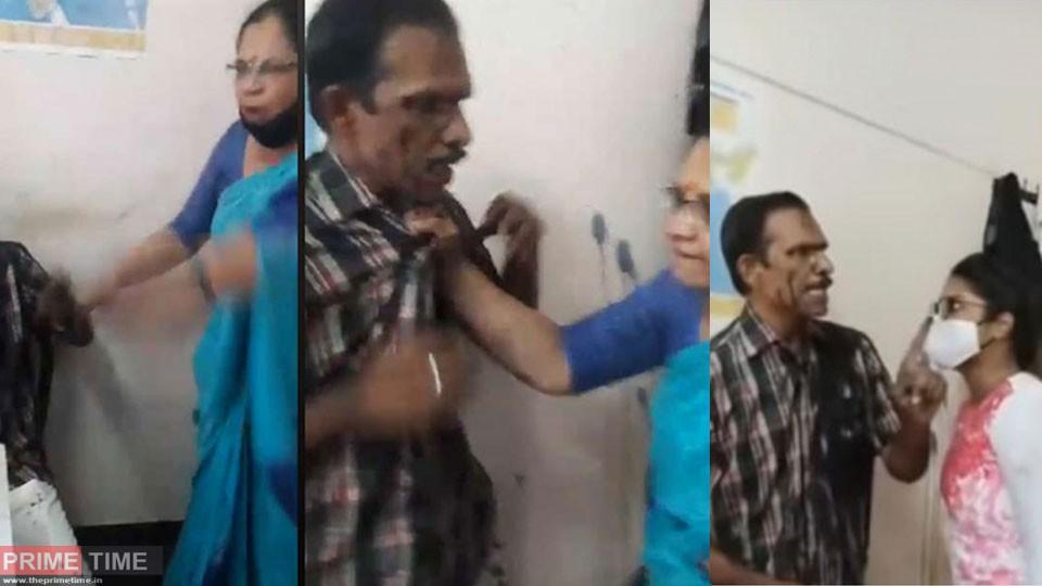 bhagyalakshmi aganist vijay p nair