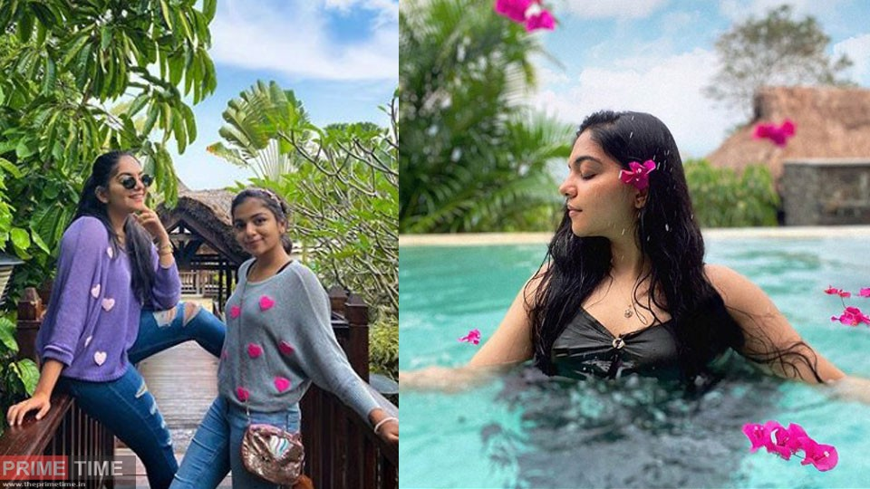 Ahaana Krishnakumar Photoshoot
