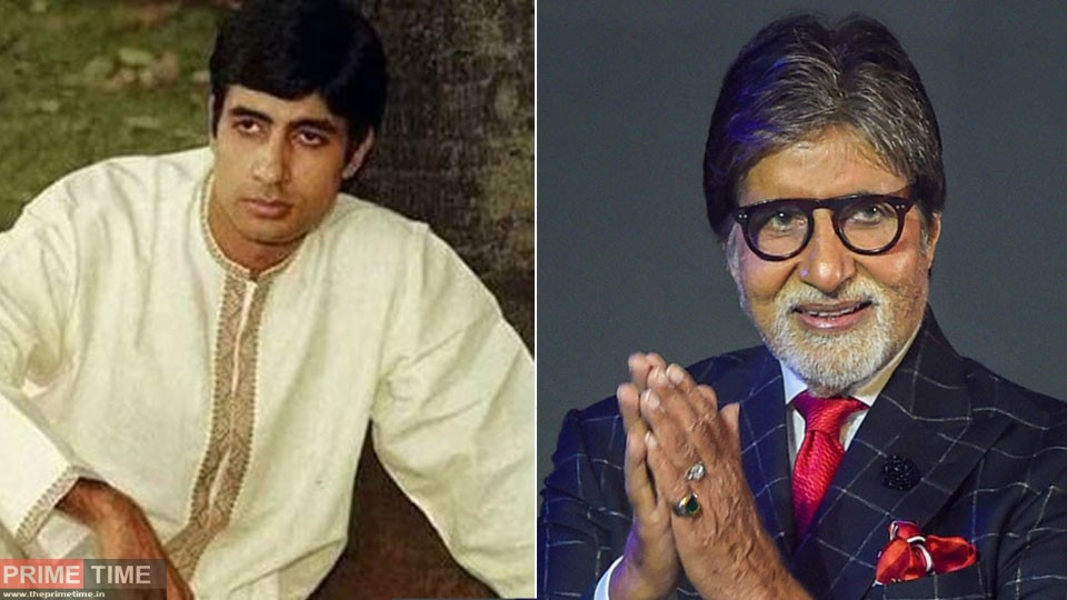 Amitabh Bachchan completes 51 years in film industry