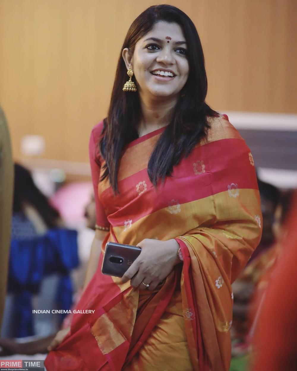 Aparna Balamurali Bio