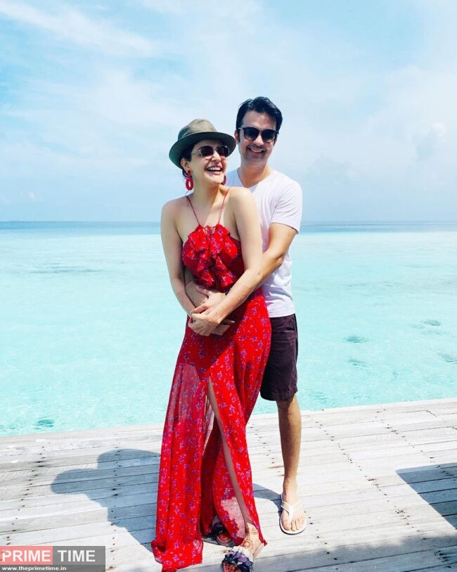 Kajal Aggarwal Honeymoon Photos 3