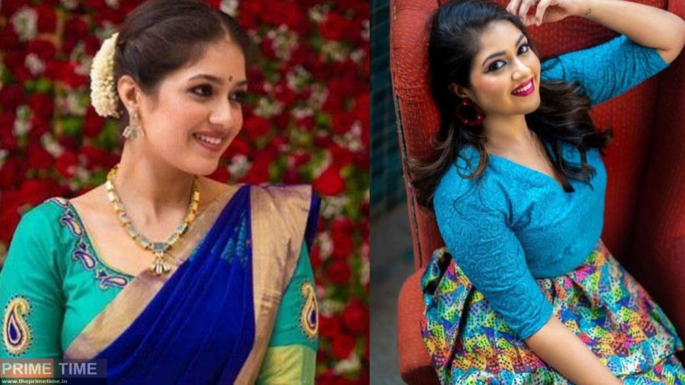 Meghana Raj about acting