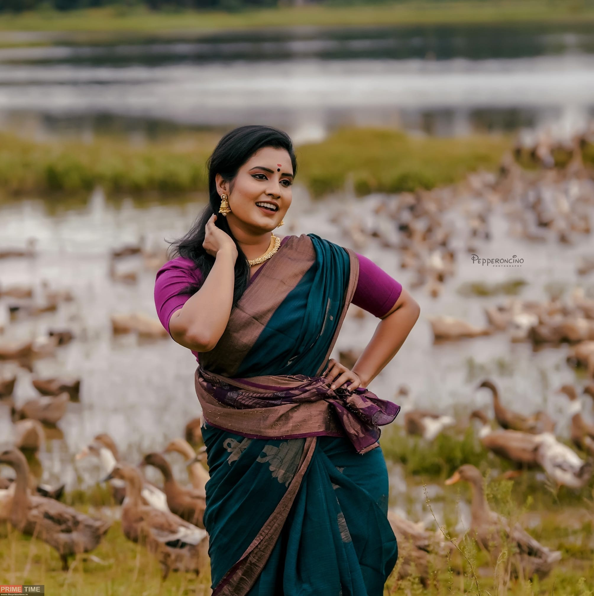 Roshna Ann Roy Photoshoot