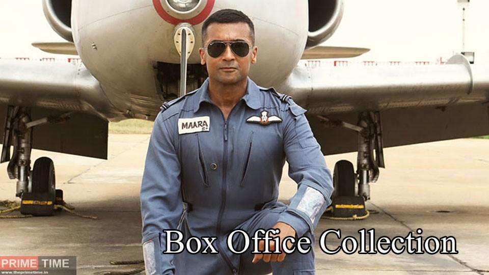 Soorarai Pottru Collection Report