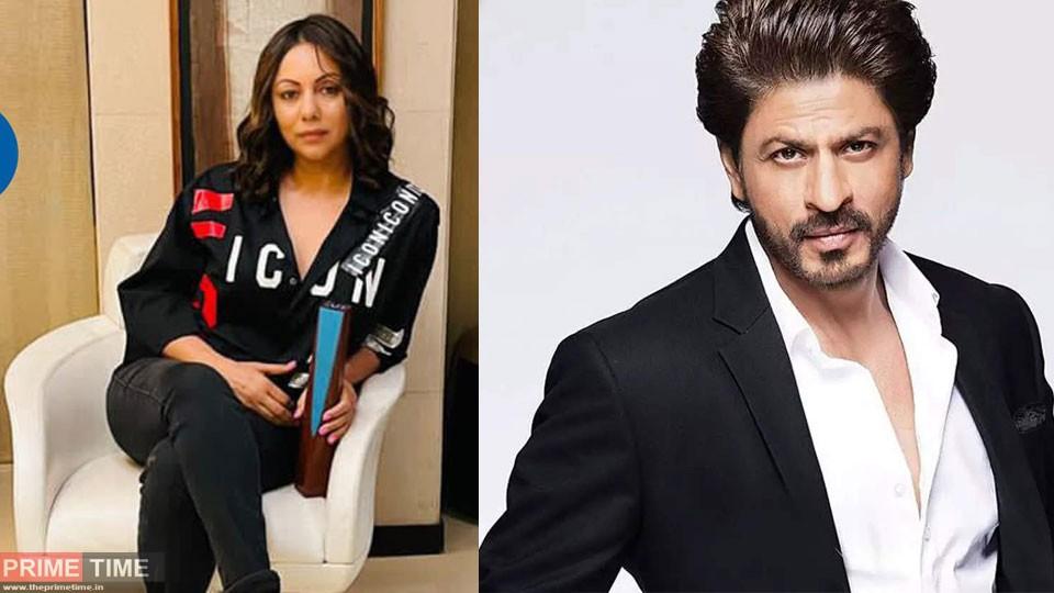 Shah Rukh Khan talks about Gauri's award
