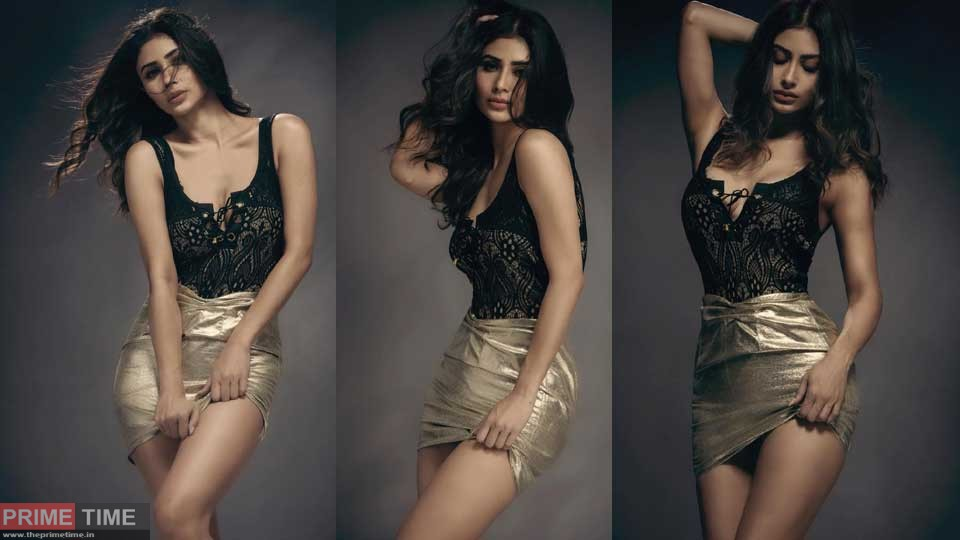 Mouni Roy in glamorous style photoshoot