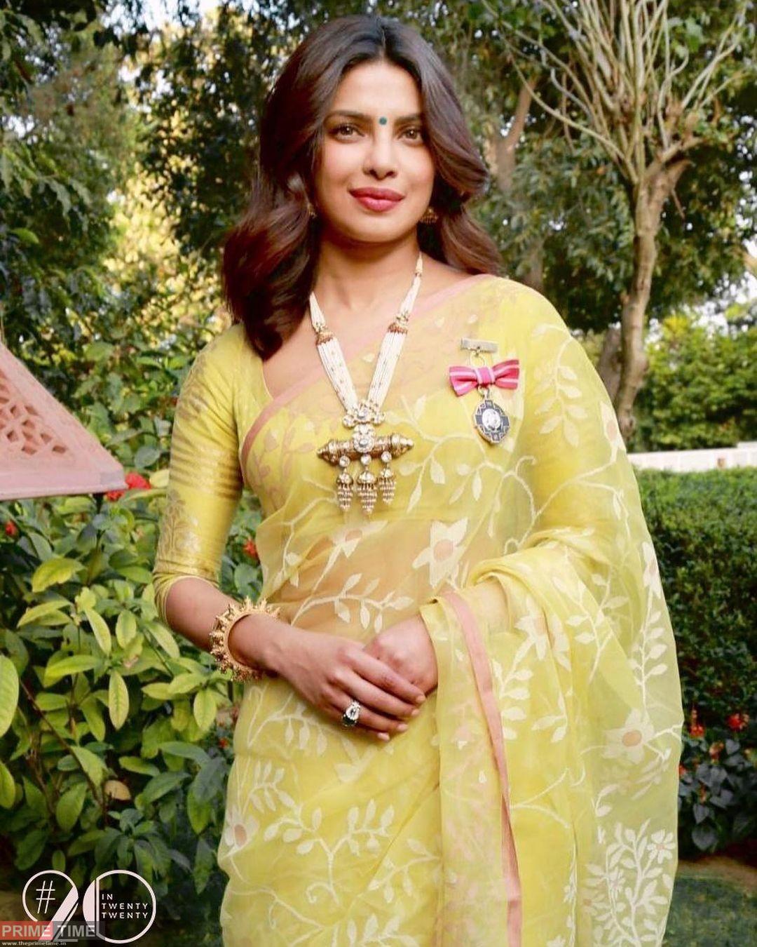 Priyanka Chopra accused of breaking Corona Protocol in London