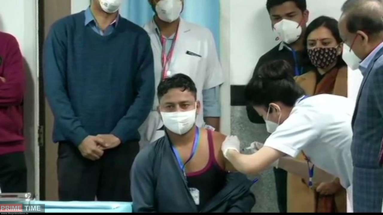covid vaccine in india