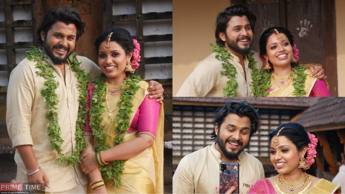 actor prabin wedding
