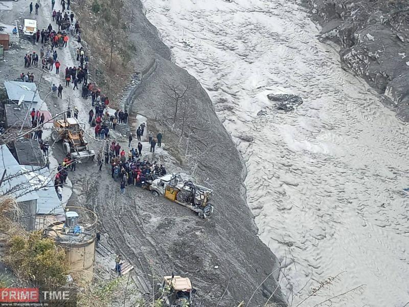 chamoli rescue