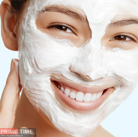face pack using curd