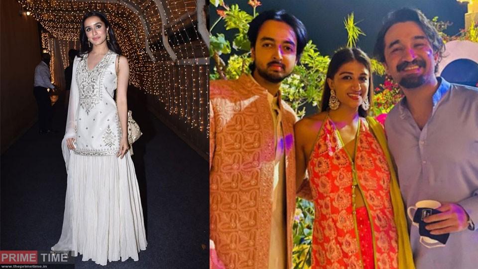 Shraddha Kapoor brothers wedding