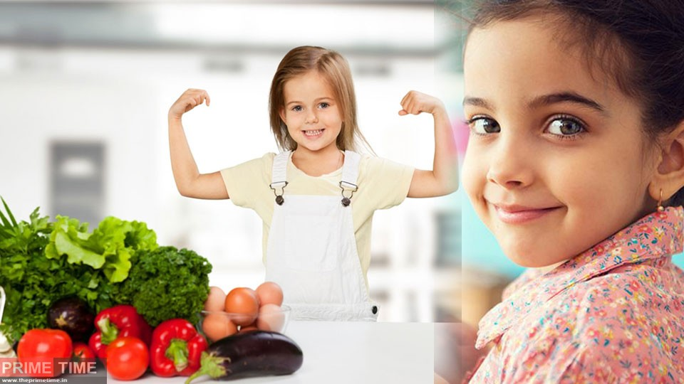 health food for child