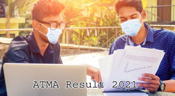 ATMA Result 2021