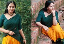 Anu Sithara new look