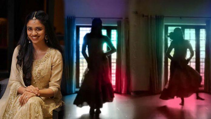 Meenakshi Dileep viral-Dance