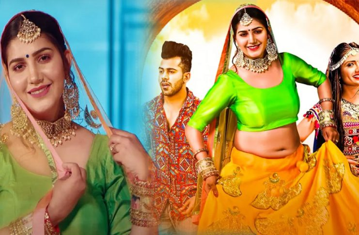 sapna-chaudhary's-new-video