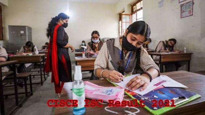 CISCE ISC Result 2021
