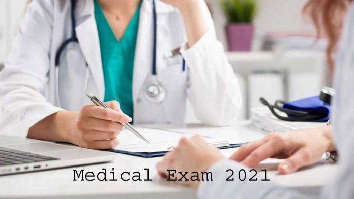 Medical Exam 2021