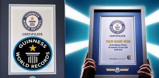 15 Guinness World Records