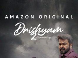 Drishyam 2 movie Poster