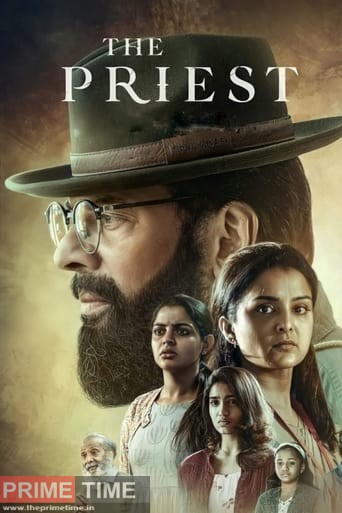 The Priest movie Poster