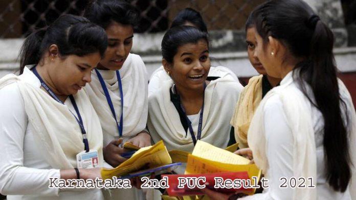 Karnataka-2nd-PUC-Result-2021