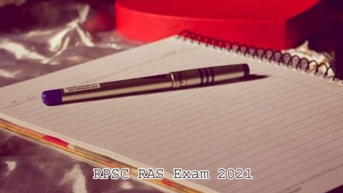 RPSC RAS Exam 2021