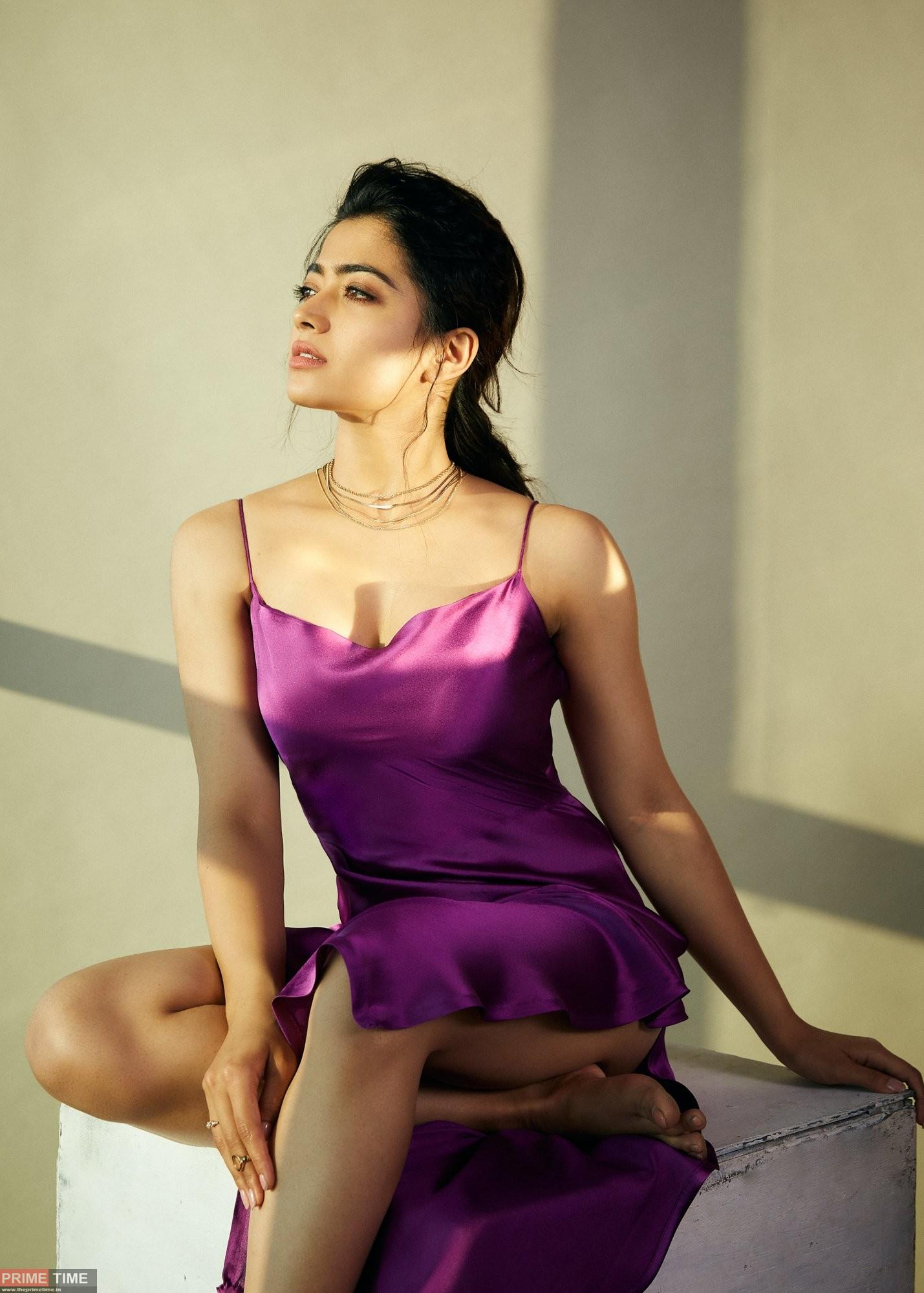 Rashmika Mandanna creates a new record on Instagram