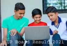 UP Board Result 2021
