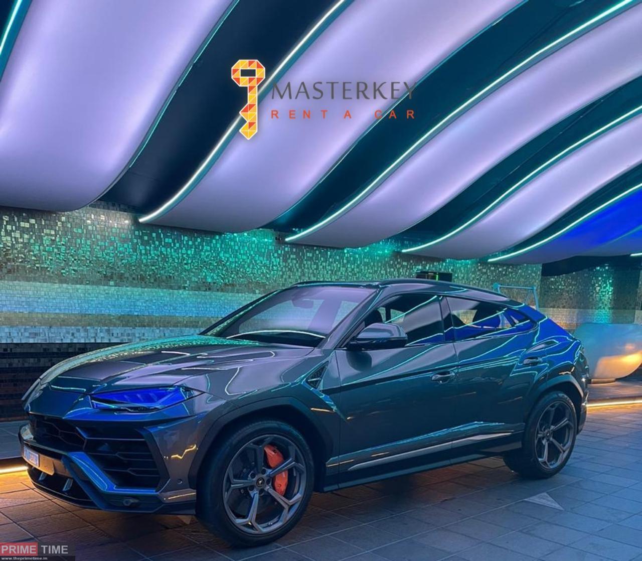 Masterkey Rent a Car