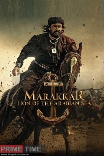 Marakkar - Arabikadalinte Simham movie Poster