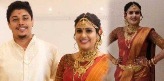 Elena-Padikkal-and-Rohit-P-Nair-got-married
