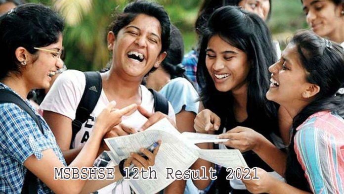 MSBSHSE 12th Result 2021